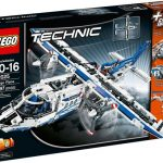 42025 Technic Cargo Plane Box