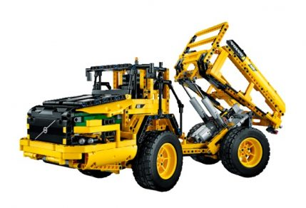 42030 Volvo Wheel Loader Bmodel
