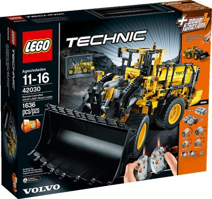 42030 Volvo Wheel Loader Box